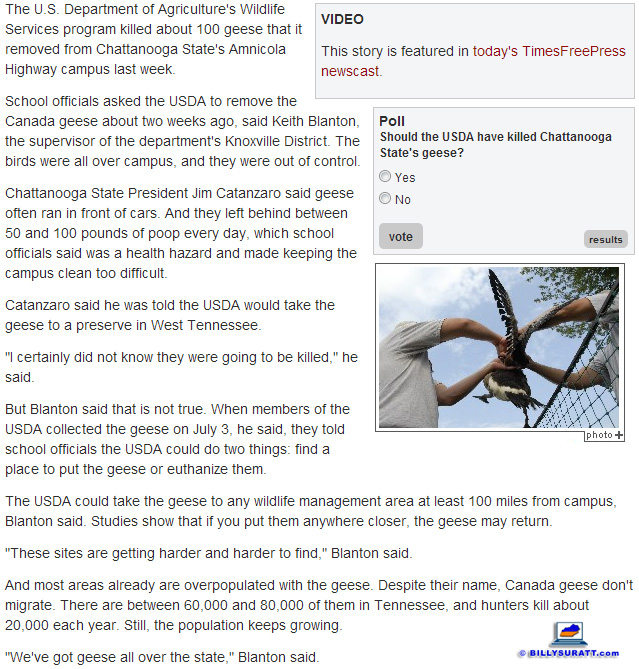 Canada Goose' official kroger