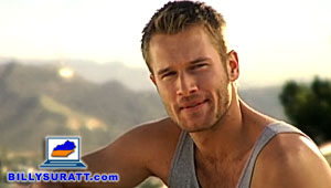 "Johann Urb as Joe Santarella in the 2008 romantic comedy ""Strictly Sexual."""